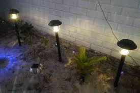 sogrand solar lights outdoor decorations pathway light