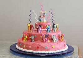 my pony cake ideas how to host the my pony party cook clean craft