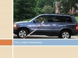 Speed Limit In Blind Intersection Rules And Regulations U0026 Defensive Driving Ppt Online Download
