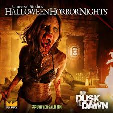 halloween horror nights movie wilmer valderrama u0026 john murdy talk from dusk till dawn maze
