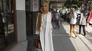 hijab fashion is so popular in indonesia non muslim designers are
