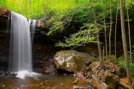 Pennsylvania Waterfalls images Cucumber falls fayette county pennsylvania waterfalls jpg