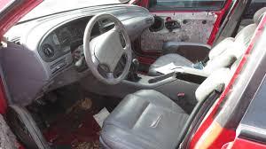 Taurus Sho Interior Junkyard Treasure 1994 Ford Taurus Sho Autoweek