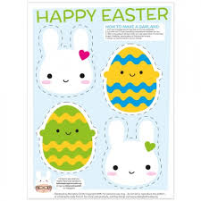 Easter Decorations Spotlight by Marceline Smith Cute And Colourful Web Design E Commerce And