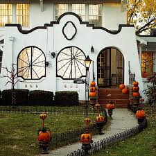 Outdoor Decorations For Halloween by 50 Cool Outdoor Halloween Decorations 2012 Ideas Family Holiday