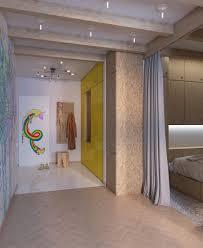 bright homes in three styles pop art scandinavian and modern