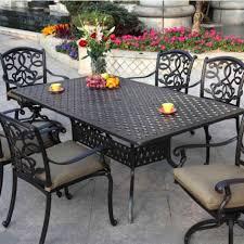 Aluminum Dining Room Chairs Dinning Cast Aluminum Patio Table Cast Aluminum Patio Furniture