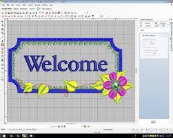wilcom embroidery designer