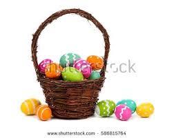 filled easter baskets for sale easter basket stock images royalty free images vectors