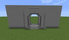 castle entrance minecraft google search minecraft pinterest