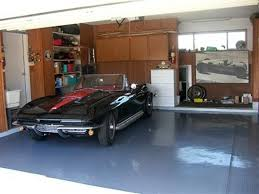 G Floor Garage Flooring Garage Flooring Coin Style Rubber Inspiration Home Designs