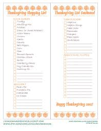 best 25 thanksgiving shopping list ideas on happy