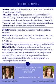 Do Tanning Beds Provide Vitamin D Kenwood Dermatology Pediatric U0026 Young Specialists U2014 News