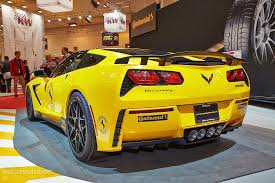 700 hp corvette hennessey germany shows up with 700 hp corvette at essen live