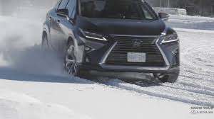 lexus north west uk know your lexus winter tires youtube