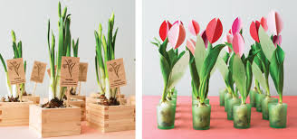 great ideas from flower bulb wedding event ideas