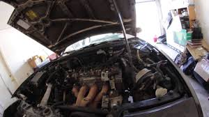 chop shop honda prelude automatic to manual conversion part 1