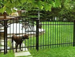 eastern aluminum fence eastern ornamental aluminum pool fence