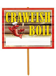 crawfish decorations crawfish boil party supplies luau tableware party city