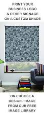 mesh window shade printing window shade printing