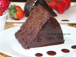 apy cooking eggless microwave chocolate cake