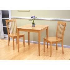 Maple Dining Room Table And Chairs Perfect For A Small Family 30x30x30 Maple Dining Room Table Is