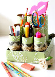 Diy Desk Organizer Ideas Diy Desk Organizer Tray Designs