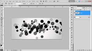 adobe illustrator random pattern create a random circles brush photoshop tutorial youtube