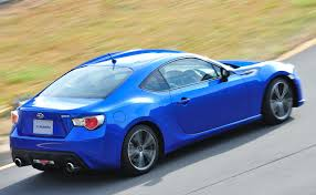 subaru sports car brz 2015 subaru brz sports coupe with more details and a video