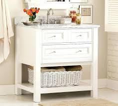 trendy bathroom storage cabinet with baskets vintage grey wooden