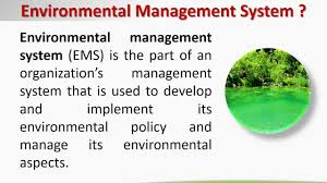 iso 14001 version 2015 training and implementation iso 14001