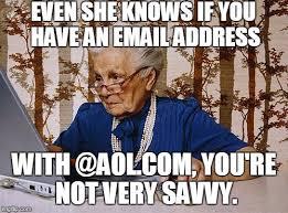 Meme Creator For Pc - old woman at pc meme generator imgflip