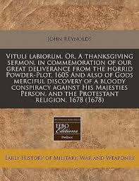 vituli labiorum or a thanksgiving sermon in commemoration of