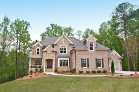 decorated model homes new homes in milton ga articles peachtree residential