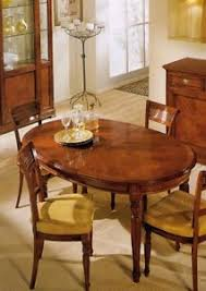 tavolo ovale legno tavolo ovale in legno massello di ciliegio allungabile in vari