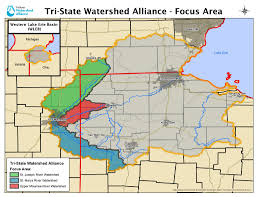 Hillsdale Michigan Map by About The Tri State Watershed Alliance Tri State Watershed Alliance