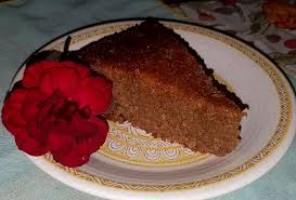 spanish walnut cake with brandy syrup recipe
