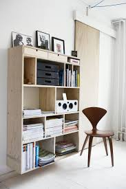 the 25 best plywood table top 25 best plywood bookcase ideas on plywood shelves