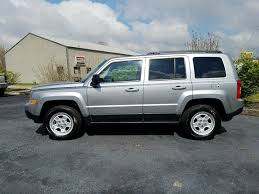 silver jeep patriot black rims 2016 jeep patriot 4x4 sport 4dr suv in hartford ky southard auto