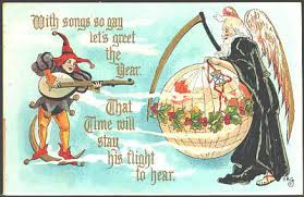 new year s postcards new years card new years postcard vintage antique