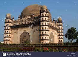 islamische architektur gol gumbaz bijapur karnataka diese islamische architektur ist