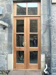 Patio Doors Exterior Wood Doors Matano Co