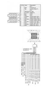 mitsubishi car radio wiring diagram image details