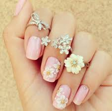29 best nails images on pinterest make up spring nails and