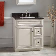 White Bathroom Vanity Cabinet 30