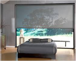 cortinas en tela screen brindan diferentes grados de bloqueo de
