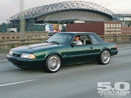1991 lx 5 0 mustang 1991 ford mustang lx green living photo image gallery