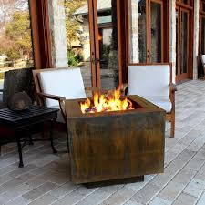 Propane Fire Pits With Glass Rocks by 39 Best Fire Pits Images On Pinterest Fire Pits Patio Heater