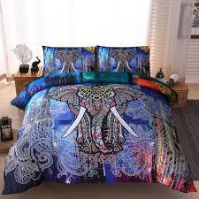 Elephant Twin Bedding Online Get Cheap Elephant Comforter Set Aliexpress Com Alibaba