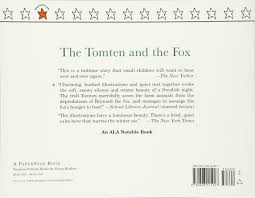 the tomten and the fox astrid lindgren 9780698115927 amazon com